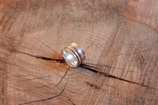 Spinner-Ring 925/-
